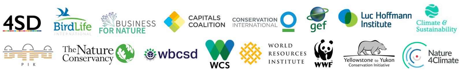 nature positive partners logo